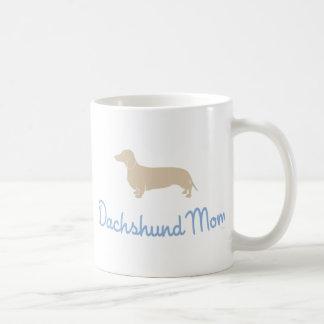 Dachshund Mom ! Coffee Mug