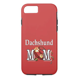 Dachshund Mom Gifts iPhone 8/7 Case