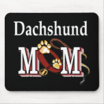 Dachshund Mom Gifts Mouse Pads