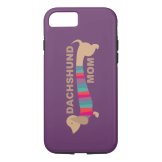 Dachshund Mom iPhone 7 Case