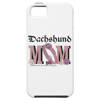 Dachshund MOM iPhone SE/5/5s Case