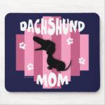 Dachshund Mom Mousepad