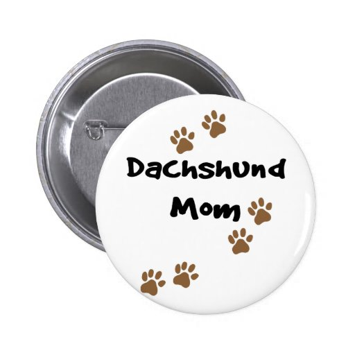 Dachshund Mom Pin