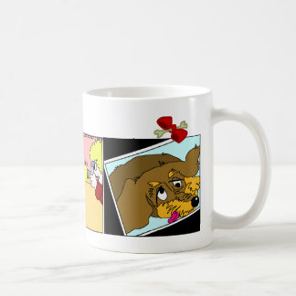 Dachshund Mug: Taking a picture Coffee Mug