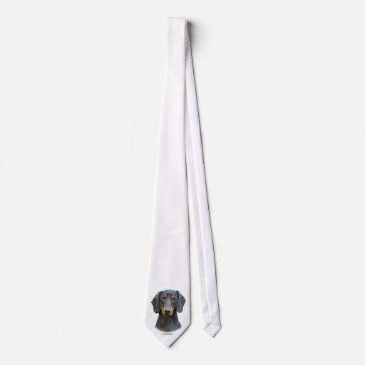 Dachshund Neck Tie