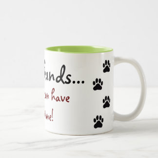 Dachshund...Noone can have just one! Coffee Mug