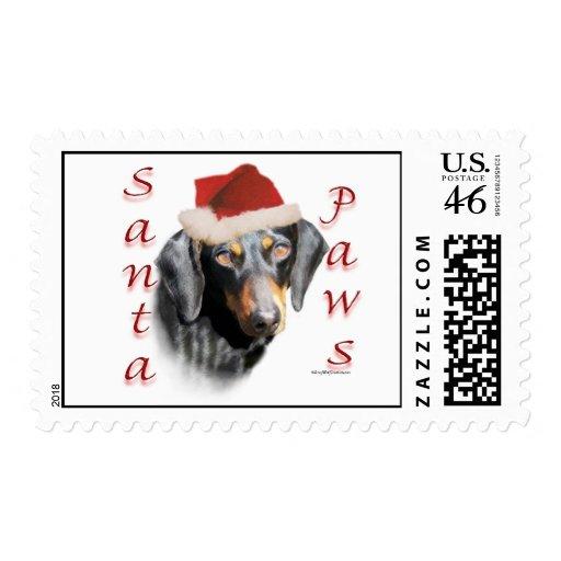 Dachshund Paws (smooth) postage