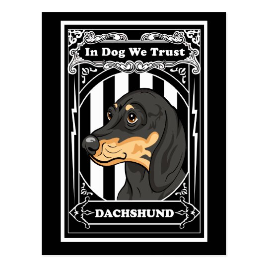 Dachshund Postcard Collection