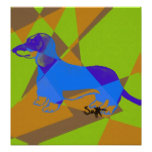 Dachshund Posters