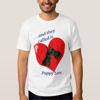 Dachshund Puppy Love   T Shirt