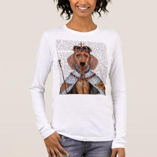 Dachshund Queen 2 Long Sleeve T-Shirt