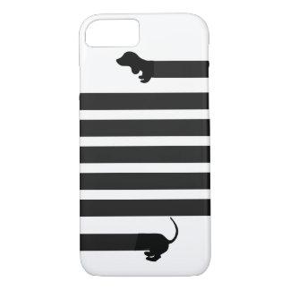 dachshund sausage dog iphone case