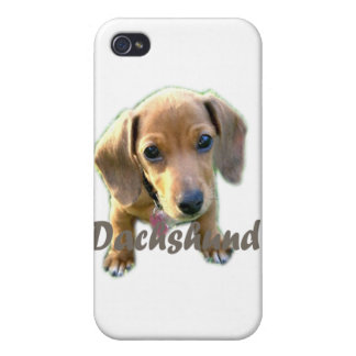 Dachshund Series iPhone 4 Covers