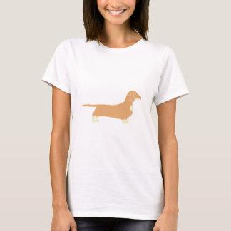 dachshund silo fawn and cream T-Shirt