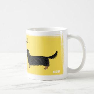 Dachshund Smooch Coffee Mug