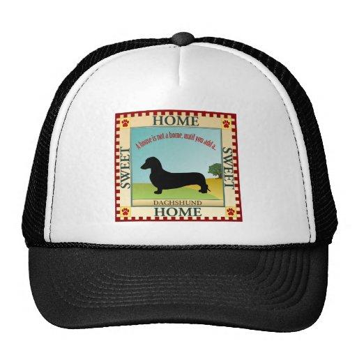 Dachshund [Smooth] Trucker Hat