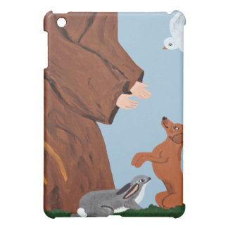 Dachshund & St. Francis Speck Case iPad Mini Covers