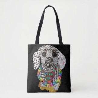Dachshund Tote Bag (You can Customize)