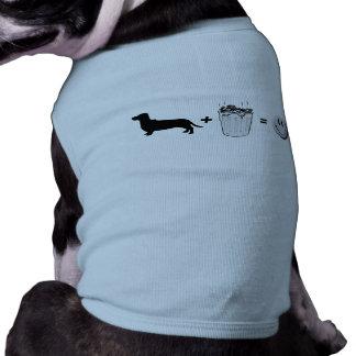 Dachshund trouble shirt