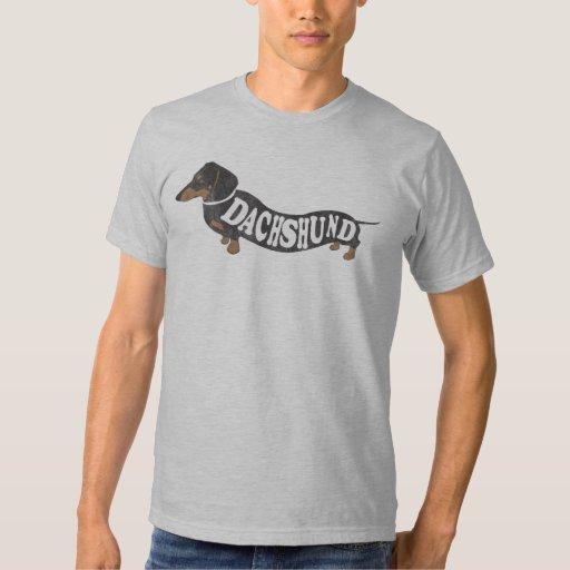 Dachshund Vintage T-Shirt