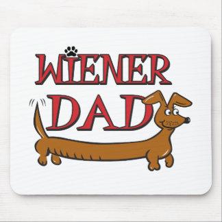 Dachshund Weiner Dad Mouse Pad