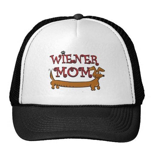 Dachshund Weiner MOM Trucker Hat