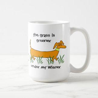 Dachshund Wiener Coffee Mug
