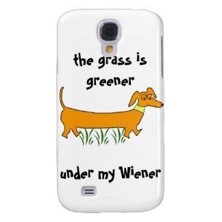 Dachshund Wiener Galaxy S4 Case