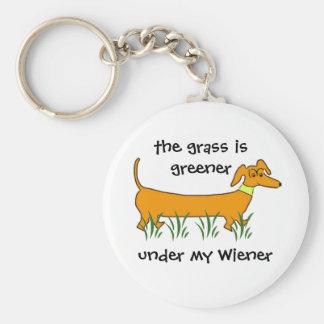 Dachshund Wiener Key Chains
