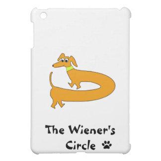 Dachshund  Wieners Circle Case For The iPad Mini