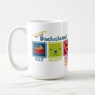 Dachshund [Wire-haired] Coffee Mug