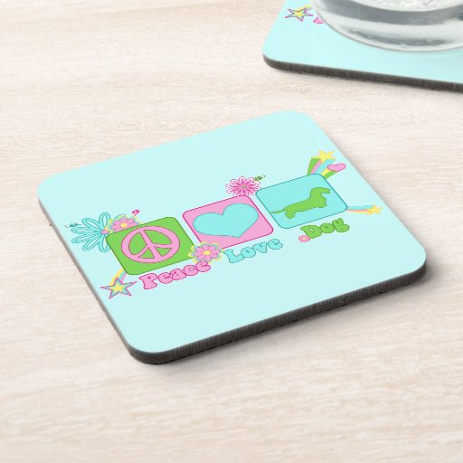 Dachshund [Wire-haired] Coasters