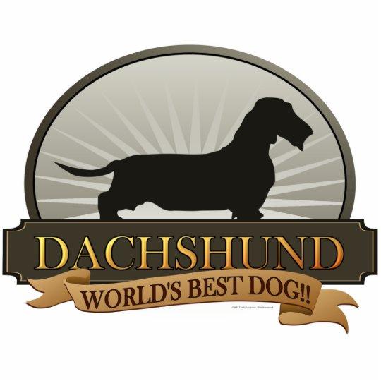 Dachshund [Wire-haired] Cutout