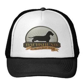 Dachshund [Wire-haired] Trucker Hat