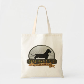 Dachshund [Wire-haired] Tote Bag