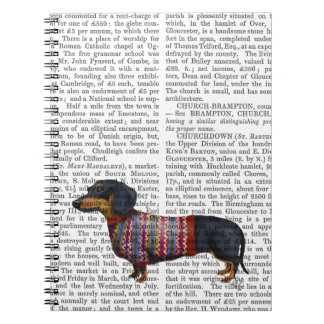 Dachshund With Woolly Sweater Notebook