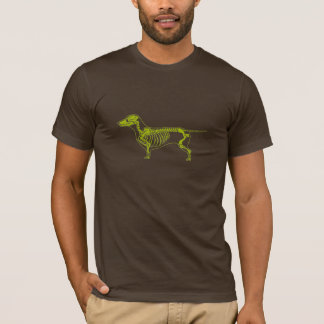 Dachshund X-Ray Shirt