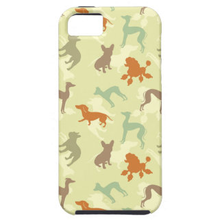 Dachshunds and Greyhounds and Poodles, Oh My! iPhone 5 Cover