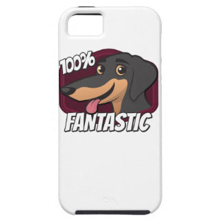 Dachshunds are 100% Fantastic iPhone SE/5/5s Case