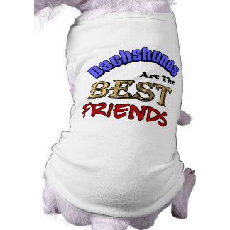 Dachshunds Are The Best Friends T-Shirt
