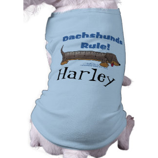 Dachshunds Rule Shirt