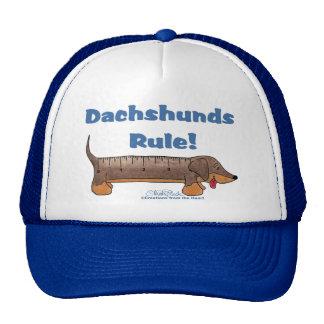 Dachshunds Rule Trucker Hat