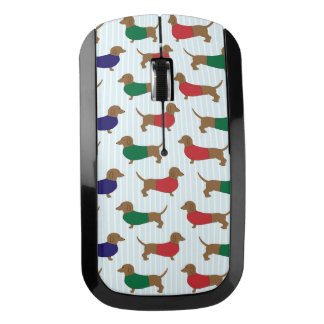 Dachshunds Wireless Mouse