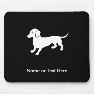 Dachsund Mouse Pad