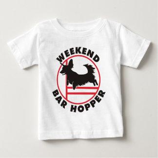 Dachsy Agility Weekend Bar Hopper Infant T-shirt