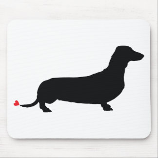 dachtsund1 mouse pad