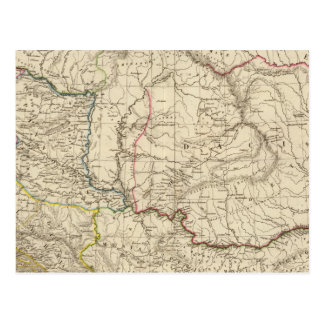 Dacia viejo, Pannonia, Illyria, Moesia Tarjetas Postales