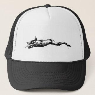 dacia wolf snake flag history romania symbol dacs trucker hat