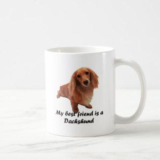 """Dackel"" Coffee Mugs"