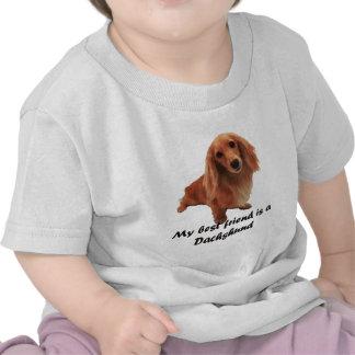 """Dackel"" T-shirts"